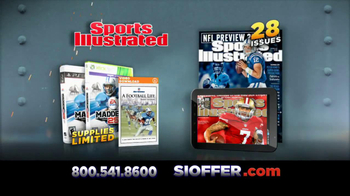 EA Sports Madden 25 TV Spot, 'Subscription Offer'