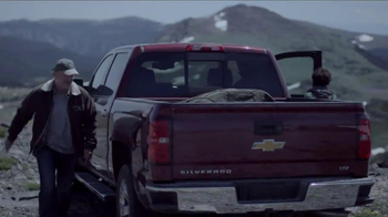 Chevrolet Silverado TV Spot, 'A Father and His Son' - Thumbnail 7