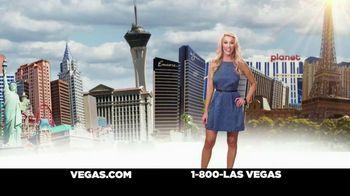 Vegas.com TV Spot, 'Visit Vegas' - 375 commercial airings