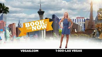Vegas.com TV Spot, 'Visit Vegas' - Thumbnail 8