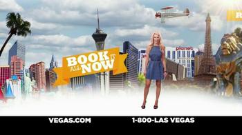 Vegas.com TV Spot, 'Visit Vegas' - Thumbnail 9