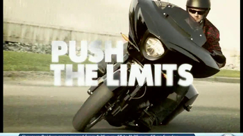 2014 Victory Cross Country Motorcycles TV Spot, 'Ride of Your Life' - Thumbnail 6