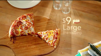 Papa Murphy's Fresh Pan Pizza TV Spot, 'Ingredients'
