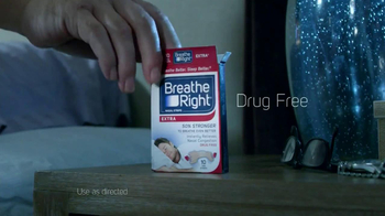 Breathe Right TV Spot, 'Mouth Breather' - Thumbnail 5