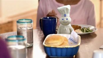 Pillsbury Grands! Flaky Layers TV Spot, 'He Loves Me, He Loves Me Not' - Thumbnail 6