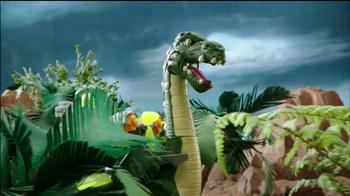 Imaginext Mega Apatosaurus TV Spot