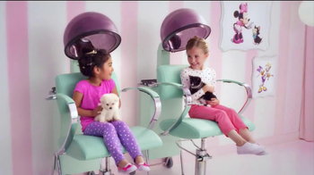 Minnie Pampering Pets Salon TV Spot - Thumbnail 1