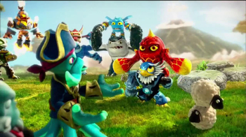Skylanders Swap Force TV Spot, 'Swapping Powers' - Thumbnail 2