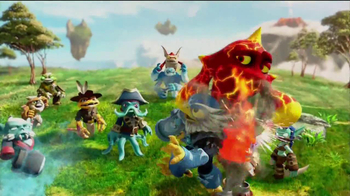 Skylanders Swap Force TV Spot, 'Swapping Powers' - Thumbnail 3