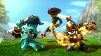 Skylanders Swap Force TV Spot, \'Swapping Powers\'