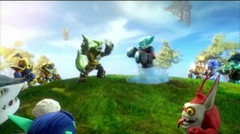 Skylanders Swap Force TV Spot, 'Swapping Powers' - Thumbnail 5