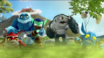 Skylanders Swap Force TV Spot, 'Swapping Powers' - Thumbnail 6