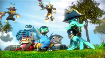 Skylanders Swap Force TV Spot, 'Swapping Powers' - Thumbnail 7