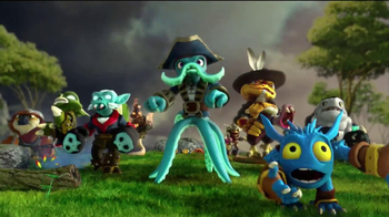 Skylanders Swap Force TV Spot, 'Swapping Powers' - Thumbnail 8