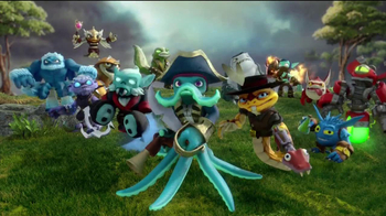 Skylanders Swap Force TV Spot, 'Swapping Powers' - Thumbnail 9