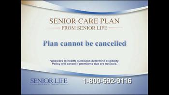 Senior Life Insurance Company TV Spot, 'Funeral' - Thumbnail 3