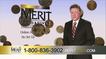 Merit Gold and Silver IRA TV Spot