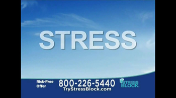 Stress Block TV Spot, 'Risk Free' - Thumbnail 4