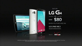 LG G4 TV Spot, 'Display' - Thumbnail 8
