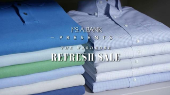 JoS. A. Bank Wardrobe Refresh Sale TV Spot, 'Stay Cool' - Thumbnail 1