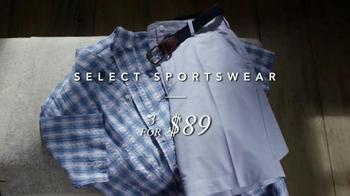 JoS. A. Bank Wardrobe Refresh Sale TV Spot, 'Stay Cool' - Thumbnail 4