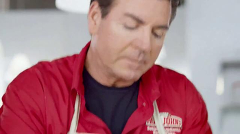 Papa John's Greek PIzza TV Spot, 'From a Young Age' - Thumbnail 3