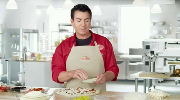 Papa John's Greek PIzza TV Spot, 'From a Young Age' - Thumbnail 5