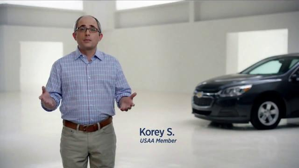 Usaa Auto Buying >> Usaa Tv Commercial Car Buying Service Video