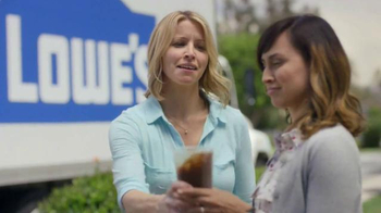 Lowe's TV Spot, 'Stains' - Thumbnail 6