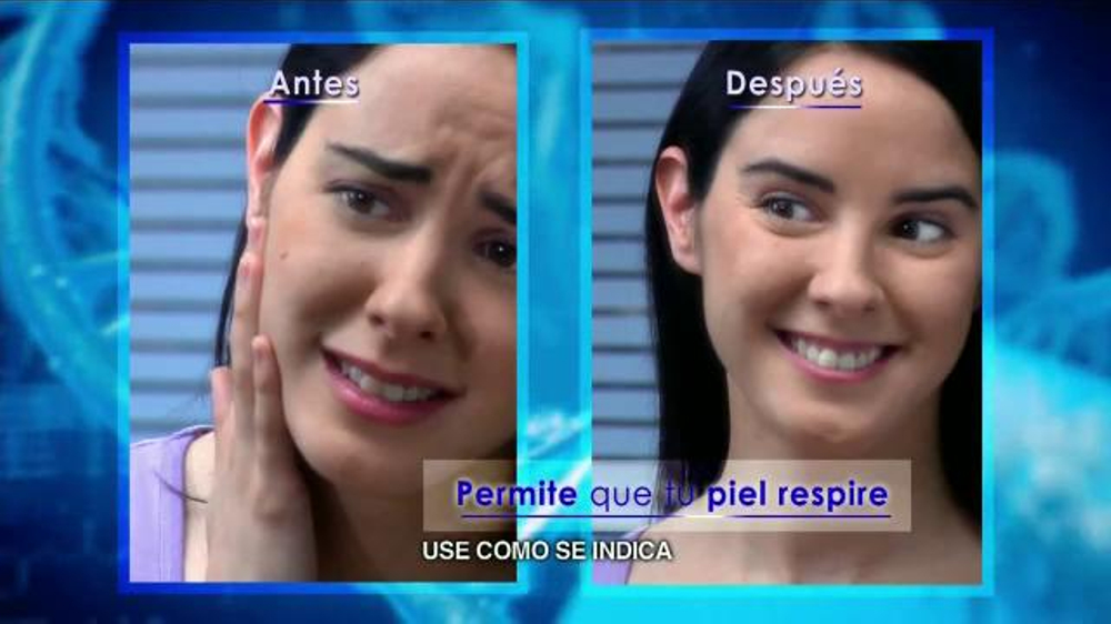 Asepxia Natural Matte Compact Powder TV Commercial, 'La foto'