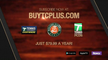 Tennis Channel Plus TV Spot, 'Roland Garros' - Thumbnail 10