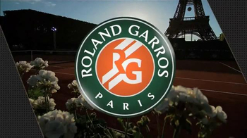 Tennis Channel Plus TV Spot, 'Roland Garros'