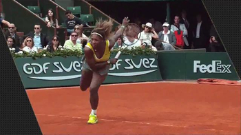 Tennis Channel Plus TV Spot, 'Roland Garros' - Thumbnail 3