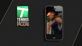 Tennis Channel Plus TV Spot, 'Roland Garros' - Thumbnail 7
