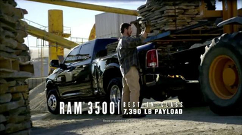 Ram Drive and Discover Event TV Spot, 'The Best' - Thumbnail 3