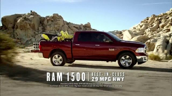 Ram Drive and Discover Event TV Spot, 'The Best' - Thumbnail 4