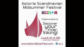 2015 Astoria Scandinavian Midsummer Festival TV Spot, 'Inner-Viking' - Thumbnail 10