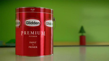 Glidden TV Spot, 'Amazing Wall' - Thumbnail 6