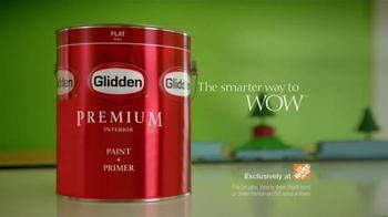 Glidden TV Spot, 'Amazing Wall' - Thumbnail 7