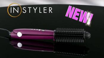 Instyler Ionic Styler Pro TV Spot, 'Frizz Fighter' - Thumbnail 4