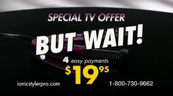 Instyler Ionic Styler Pro TV Spot, 'Frizz Fighter' - Thumbnail 8