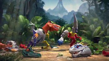 Jurassic World Hero Mashers TV Spot, 'Mix and Match'