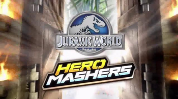 Jurassic World Hero Mashers TV Spot, 'Mix and Match' - Thumbnail 2