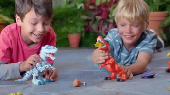 Jurassic World Hero Mashers TV Spot, 'Mix and Match' - Thumbnail 3