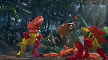 Jurassic World Hero Mashers TV Spot, 'Mix and Match' - Thumbnail 4