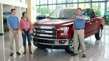Ford 2015 F-150 TV Spot, 'Hold Your Breath' - 144 commercial airings
