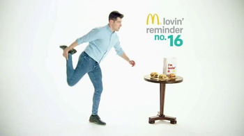 McDonald's Sirloin Third Pounder TV Spot, '100 Percent' Ft. Max Greenfield - 52 commercial airings