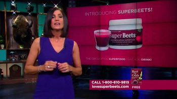 SuperBeets TV Spot, 'For a Boost' Featuring Dana Loesch - Thumbnail 5
