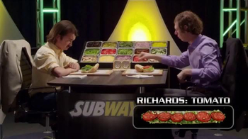 Subway TV Spot, 'Ultimate Sandwich Championship' - 20 commercial airings
