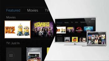 XFINITY X1 Double Play TV Spot, 'Like Never Before' - Thumbnail 2